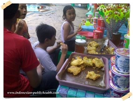 Masa inkubasi penyakit keracunan makanan