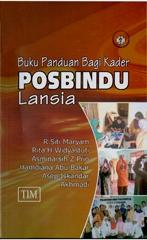 Bentuk Pelayanan Posbindu Lansia