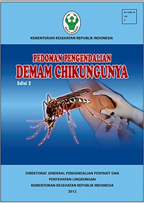Buku Pedoman Pengendalian Chikungunya