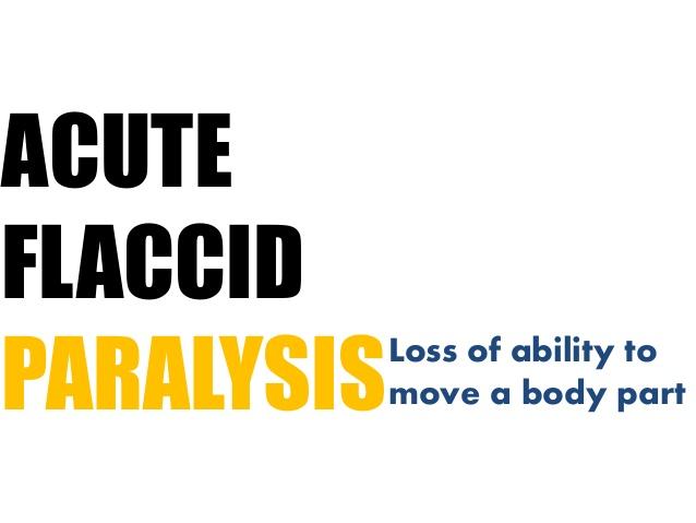 surveilans acute flaccid paralysis